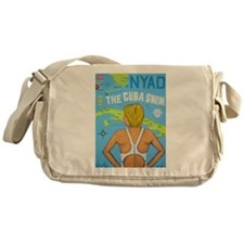 Diana Nyad Messenger Bag