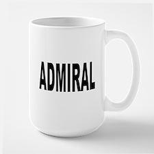 Admiral Mug