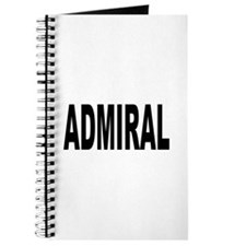 Admiral Journal
