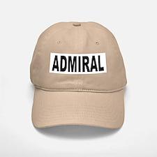 Admiral Baseball Baseball Cap