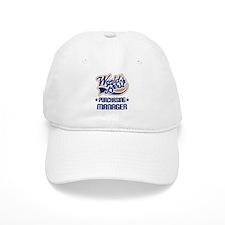 Purchasing Manager (Worlds Best) Baseball Baseball Cap