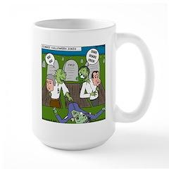 Zombie Surprise Mug