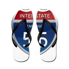 Interstate 55 Flip Flops