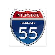 Interstate 55 Sticker