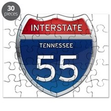 Interstate 55 Puzzle