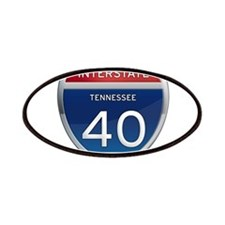 Interstate 40 Patches