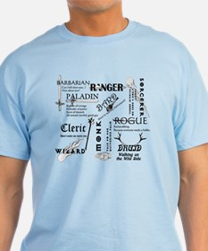All Classes T-Shirt