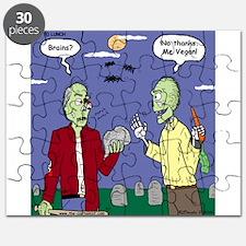 Zombie Vegan Puzzle