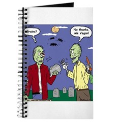 Zombie Vegan Journal