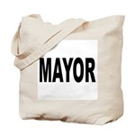 Mayor Tote Bag