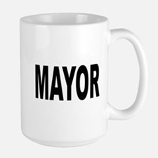 Mayor Large Mug
