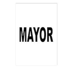 Mayor Postcards (Package of 8)