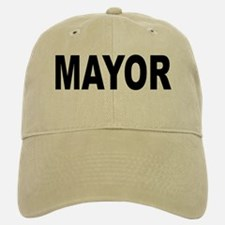 Mayor Baseball Baseball Cap