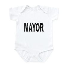 Mayor Infant Bodysuit