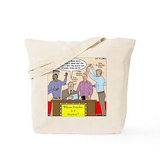 Zombie Improv Tote Bag