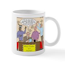 Zombie Improv Mug