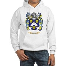 Press Coat of Arms (Family Crest) Hoodie