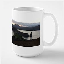 Pinnacle Rock Galapagos Mugs