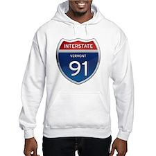 Interstate 91 Hoodie
