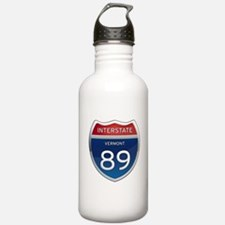 Interstate 89 Water Bottle