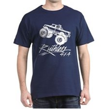 Ruthless 4x4 Monster Truck T-Shirt