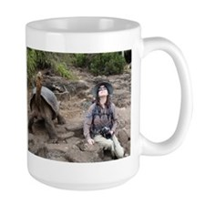 Photographer and Tortoise Galapagos Mugs