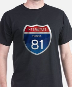Interstate 81 T-Shirt