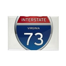 Interstate 73 Magnets