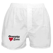 Chiros Better Lovers Boxer Shorts