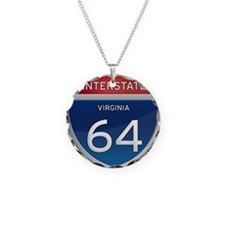 Interstate 64 Necklace