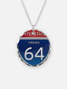 Interstate 64 Necklace