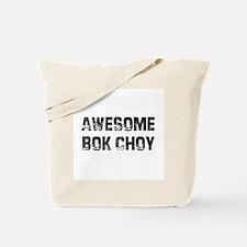 Awesome Bok Choy Tote Bag