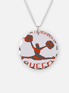AtownCheer-zebra Necklace
