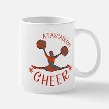 AtownCheer-zebra Mugs