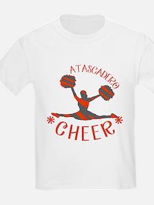 AtownCheer-zebra T-Shirt