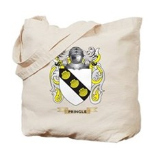 Pringle Coat of Arms (Family Crest) Tote Bag
