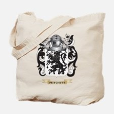 Pritchett Coat of Arms (Family Crest) Tote Bag
