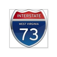 Interstate 73 Sticker