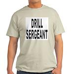 Drill Sergeant Ash Grey T-Shirt
