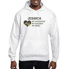 Jessica: My Hero Hoodie Sweatshirt