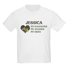 Jessica: My Hero Kids T-Shirt