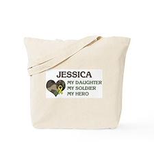 Jessica: My Hero Tote Bag