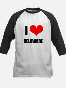 I Love Delaware Tee