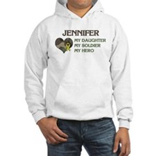 Jennifer: My Hero Hoodie Sweatshirt