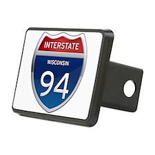Interstate 94 Hitch Cover