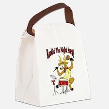 rockin.jpg Canvas Lunch Bag