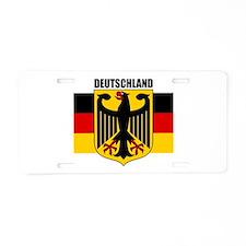 Germany COA 2.png Aluminum License Plate