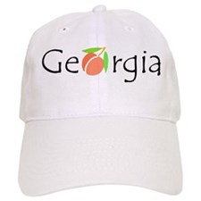 Georgia Peach Baseball Cap