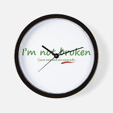 Cool Kidney transplant Wall Clock