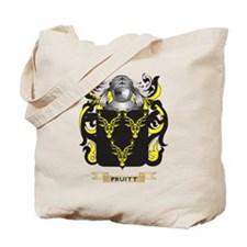 Pruitt Coat of Arms (Family Crest) Tote Bag